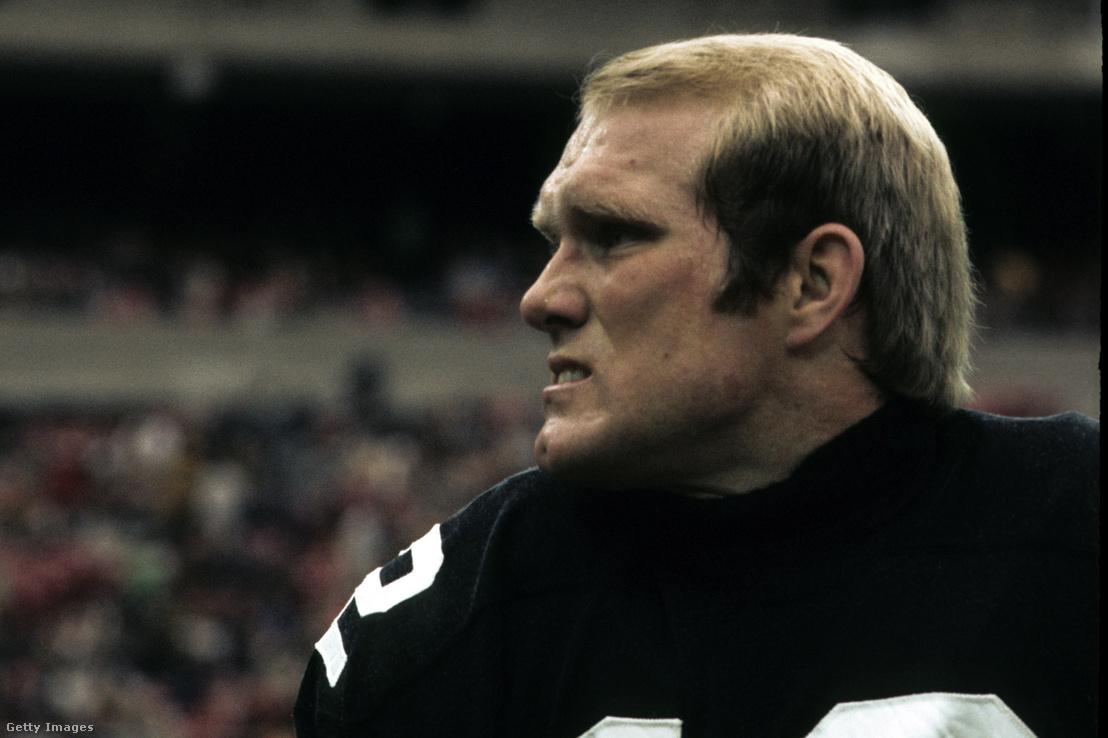 Terry Bradshaw, a Steelers négyszeres Super Bowl-győztes irányítója