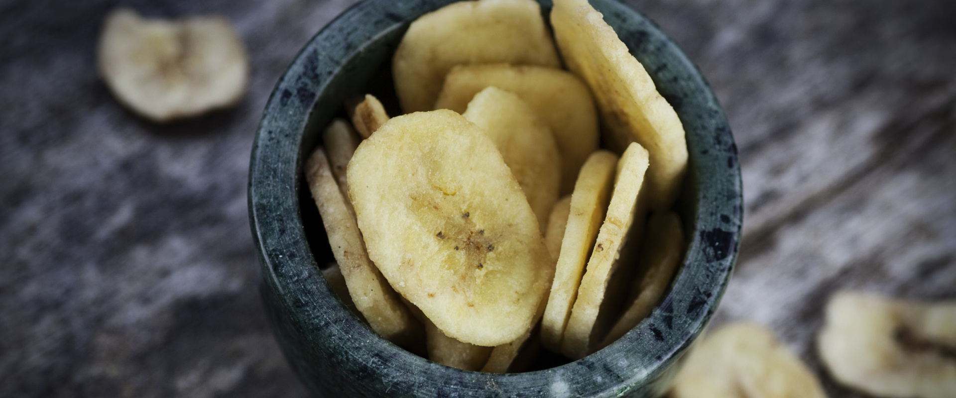 banánchips