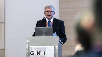 GKI: Idén 4,3 százalék, jövőre 2,7 százalék lesz a GDP-bővülés