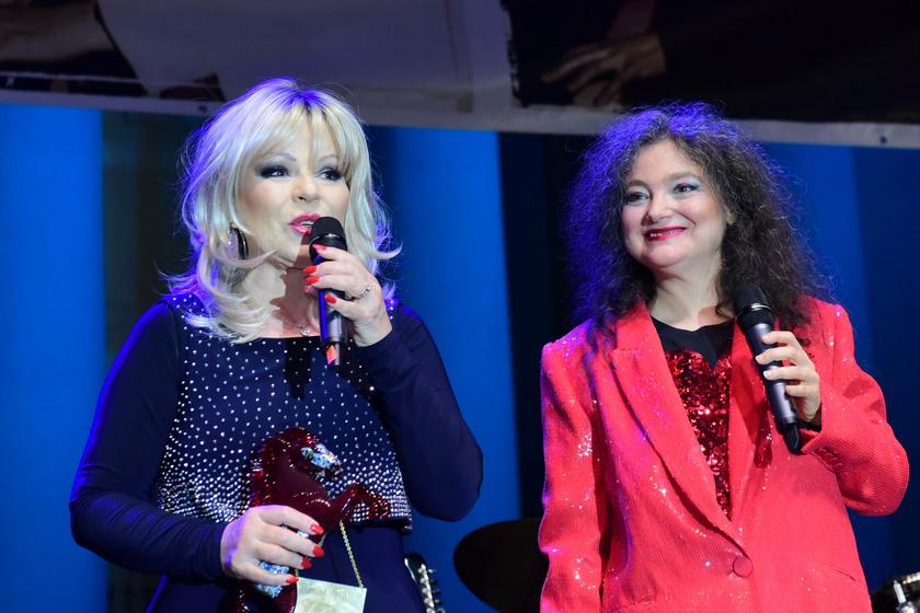 A Szenes Iván Művészeti díjat kapott Balázs Klári és Szenes Andrea
