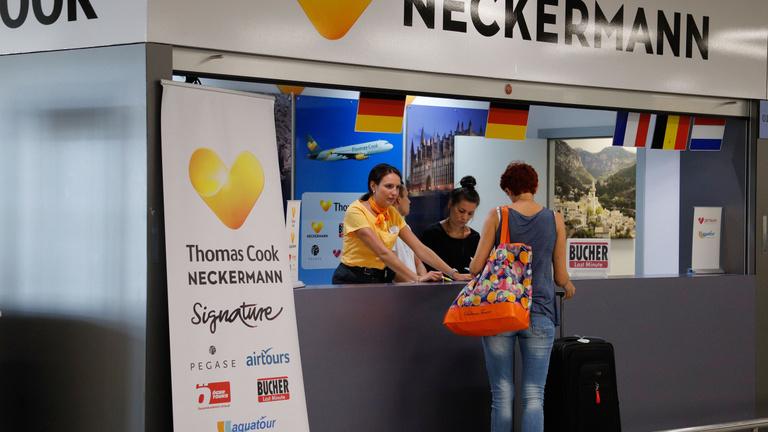 Nem megnyugtató a Neckermann helyzete