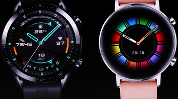 Megtanult magyarul a Huawei Watch GT2