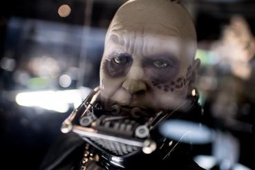 Az eredeti Star Wars-filmek Darth Vaderének másolata minden apró részletben megegyezik a filmben látottal.