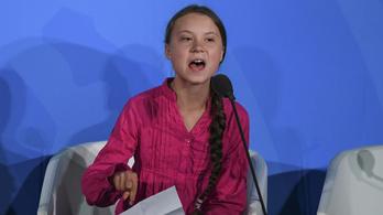 Greta Thunberg: Hogy mertek mindannyian hozzám jönni egy kis reményért?
