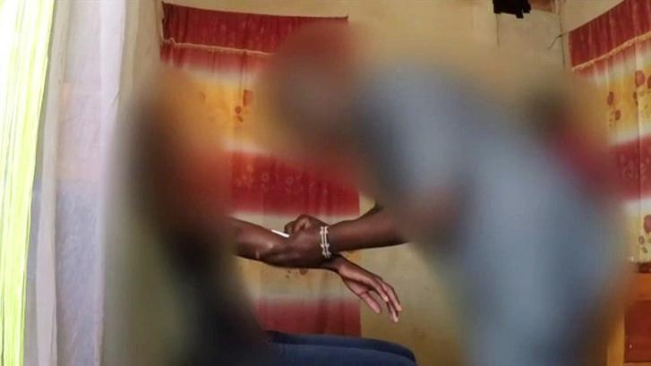 Pillanatkép a vérdopping alkalmazásáról a ZDF adásából