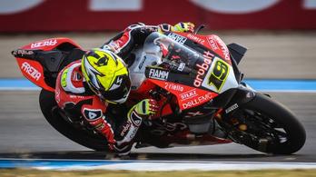 Hivatalos: Bautista jövőre megy a Honda superbike csapatába