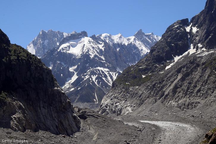 Francia Alpok, Mont Blanc