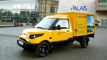 Kínába költözik a Német Posta autógyára