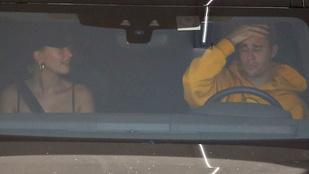 Justin Bieber megint besértődött a menyasszonyára