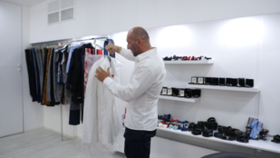 Berki Krisztián minden nap tök új inget vesz fel, ez évi kb. 20 millió forint