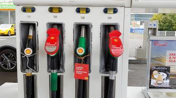 Benzin helyett gázolaj, gázolaj helyett benzin a budapesti Shell-kúton