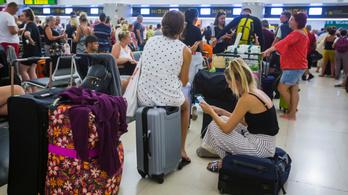 Thomas Cook-csőd: két hétig tart, mire mind a 150 ezer brit utast hazaszállítják