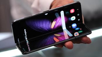 149 dollárért kicserélik a Galaxy Fold szuperstrapabíró képernyőjét, ha bármi történne
