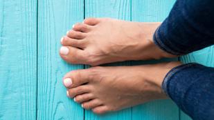 10 tipp az egészséges lábfejért