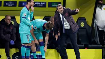 A Barcelona elvesztette a szupererejét