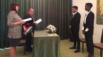Magyar állampolgárságot kapott a szomáliai fotómodell
