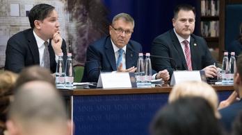 Csökkenő inflációt és nagyobb növekedést vár a Monetáris Tanács