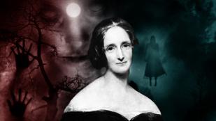 A Frankenstein írója a randevúit is a temetőbe szervezte