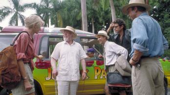 Jön a Jurassic World 3, visszatér Jeff Goldblum és Laura Dern is