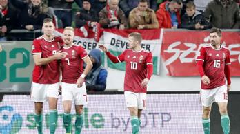 Másodosztályú lesz a válogatott az NL-ben