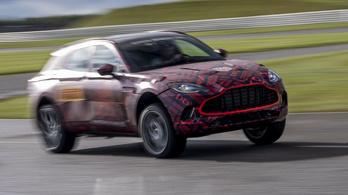 Kiderült, mire számíthatunk az Aston Martin terepjárótól
