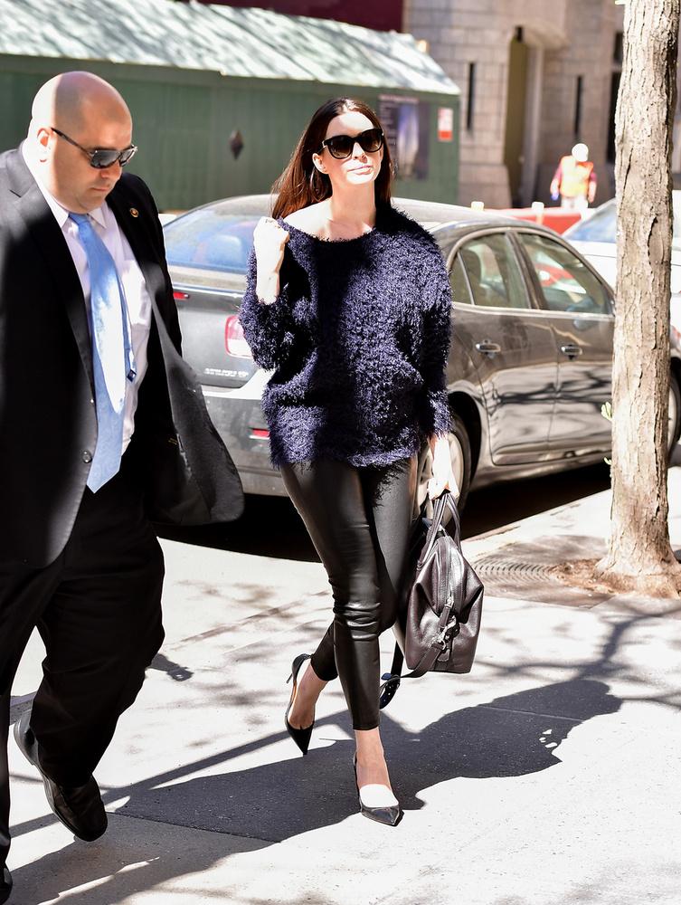 Anne HathawayA színésznő a paparazzók módszerét a saját javára használta fel