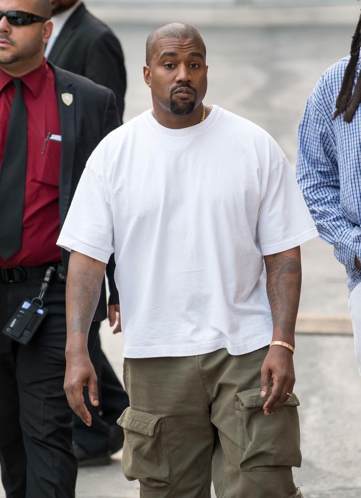 Kanye WestKim Kardashian férjura nem higgad le ilyen könnyen