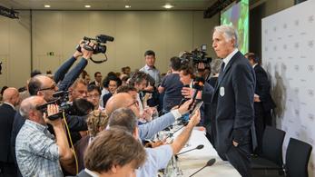 Olasz olimpiai főnök: A műesés a futballban rosszabb a rasszizmusnál
