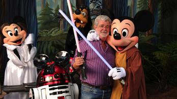 George Lucas árulásnak érezte, hogy nem az ő bizarr ötleteivel folytatódott a Star Wars