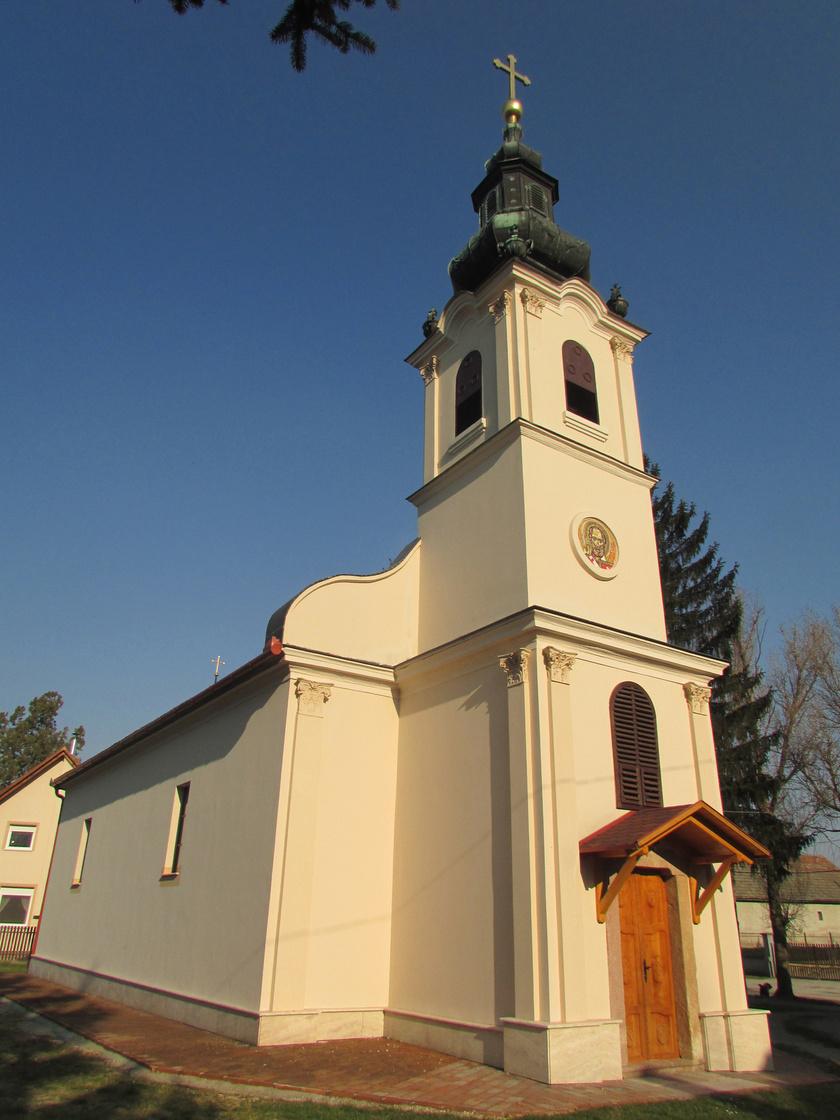 lórév-temploma