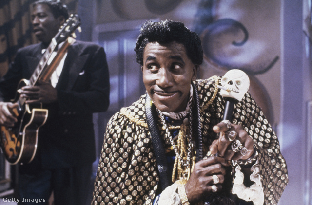 Screamin' Jay Hawkins 1991-ben