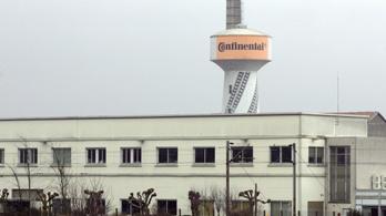 Gyárakat zár be és több ezer embert bocsát el a Continental