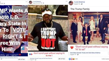 Trumpot támogató ukrán oldalakat törölt a Facebook