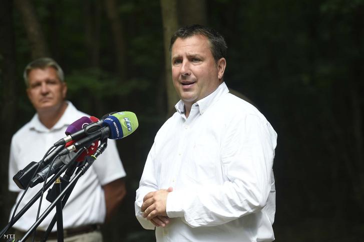 Láng Zsolt (Fidesz-KDNP), a II. kerület polgármestere