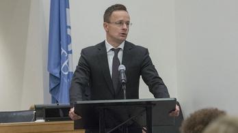 Szijjártó az ENSZ-ben érvelt a magyar atomenergia mellett