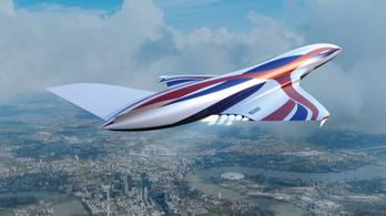 Hiperszonikus hajtóművel hagyhatják állva a jövő utasszállítói a Concorde-okat