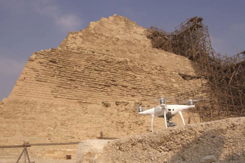 piramis-dron