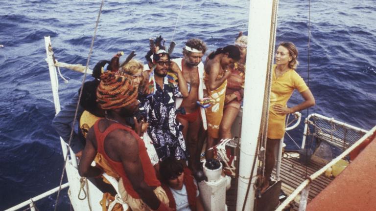 A szextutaj-kísérlet, ami megszülte a Love Islandet