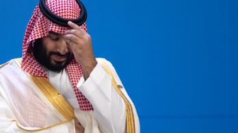 A szaúdi koronaherceg vállalja a felelősséget Hasogdzsi meggyilkolásáért