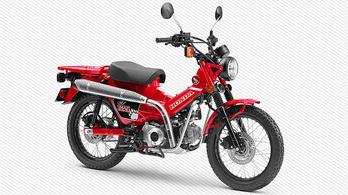 Gyártásba megy a Honda CT125