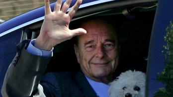 Meghalt Jacques Chirac, Franciaország volt elnöke