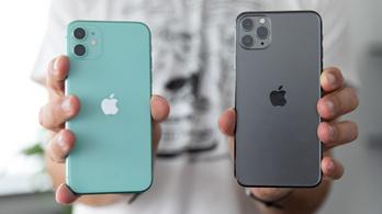 Önmagához is túl jó az iPhone 11 Pro