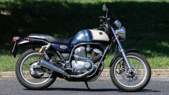 Használt: Yamaha SRV250S - 1993.