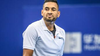 50 millió forintnyi bírságnál jár idén az ausztrál teniszező