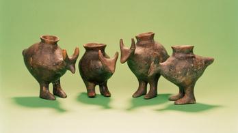 A cumisüvegek elődjeiből ihatták az állati tejet a bronzkori csecsemők