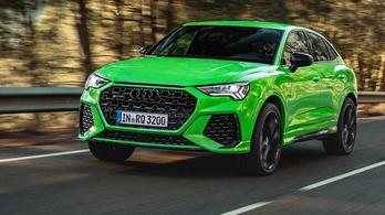 Itt az Audi új terep-sportolója, 400 lóerővel