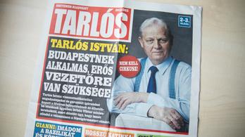 Megjelent a Fidesz új újságja, aminek az a címe, hogy Tarlós