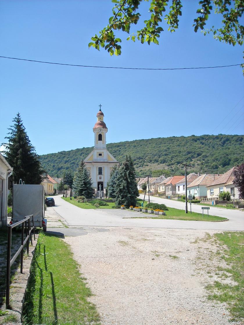 A Tatától 12 kilométerre található Tardos kellemes pihenőhelye a kirándulásoknak. Barokk temploma áll a hosszúkás falu központjában. Érdekessége a közelben bányászott, márványra hasonlító vörös mészkő is.