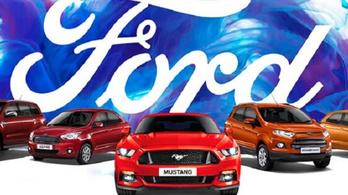 Furcsa szövetséget kötött Indiában a Ford