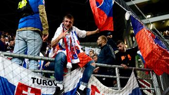 Mégsem lesz zárt kapus a Szlovákia-Wales Eb-selejtező